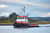 'MTS Vigilant' off Clydebank - 15 August 2017