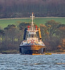 'MT Hopetoun' off North Queensferry - 26 November 2018