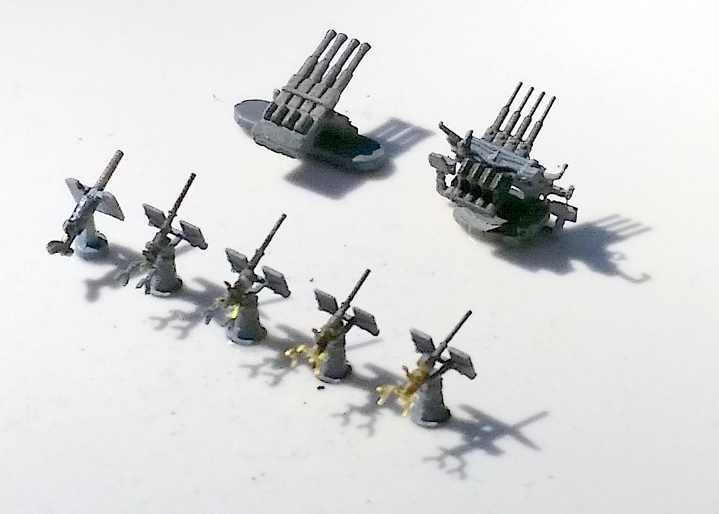 """160906: CA-38 20mm and 1.1"""" replacement with 3D printed parts from 3DModelParts.com."""
