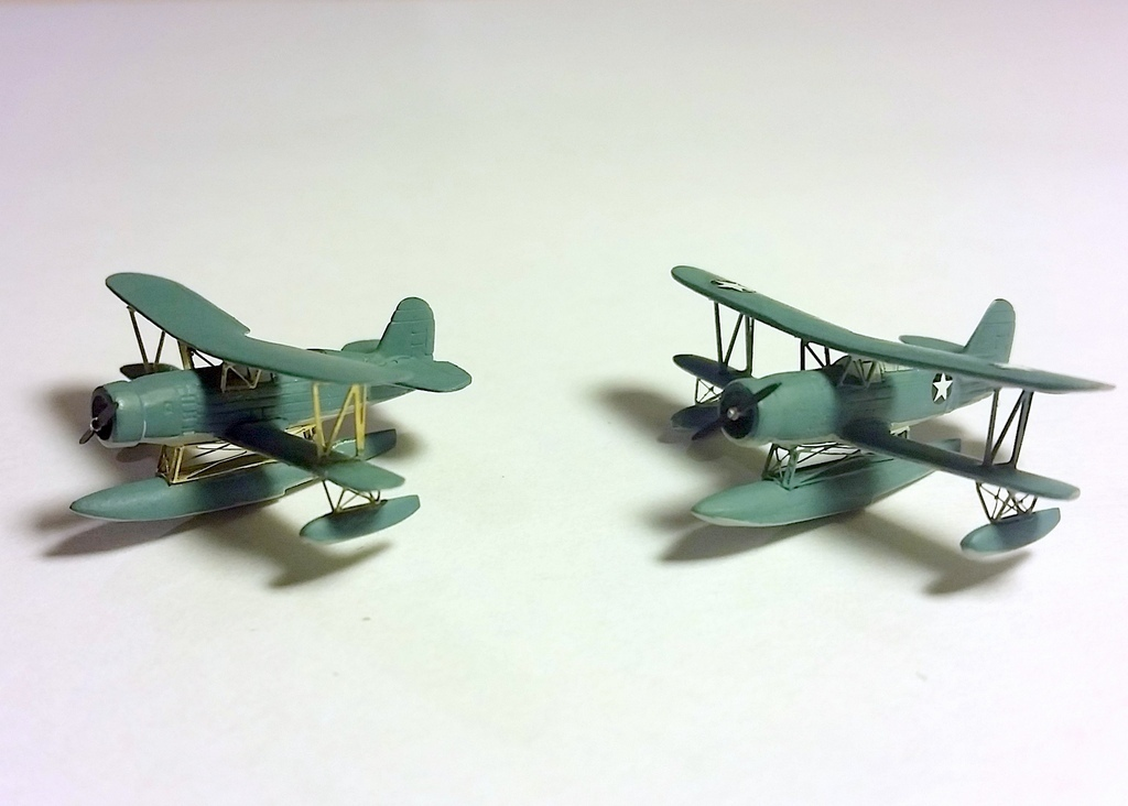160919: CA-38 SOC-3s with PE struts, props.