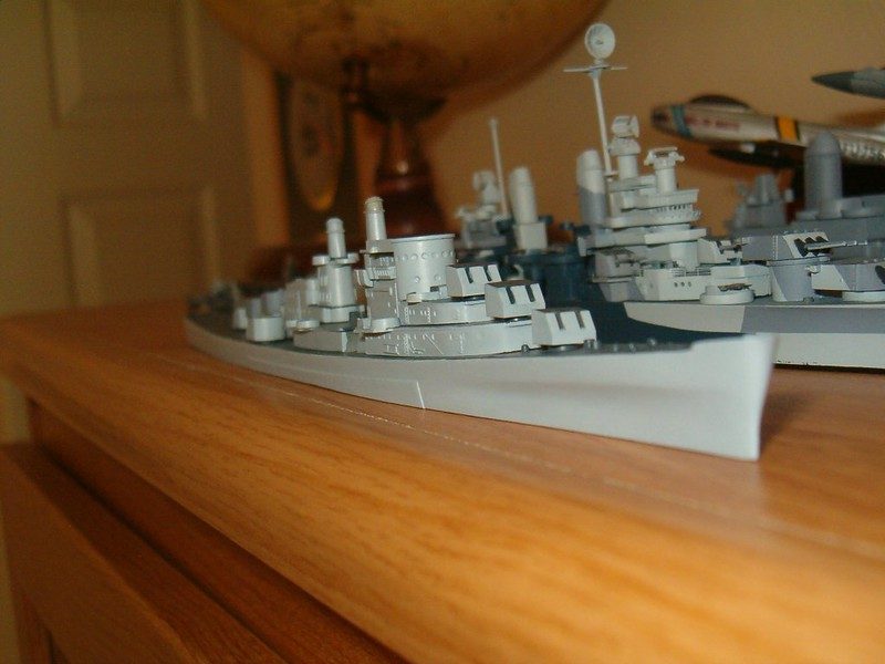 060506 USS San Juan (CL-54) (1/700 Skywave Atlanta) MM Acryl 5-L and 20-B decks.