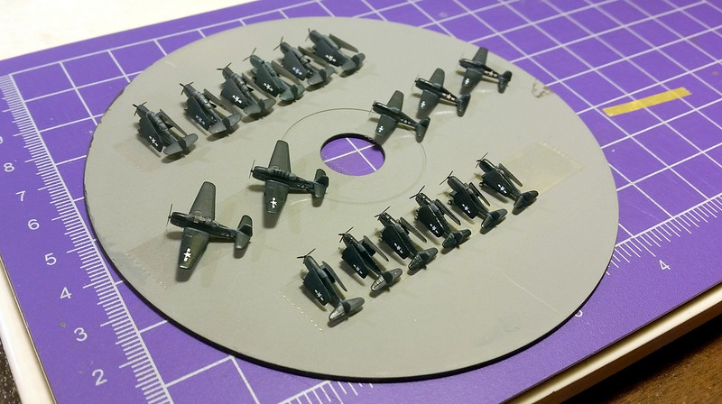 170806 CVL23 Airwing ready for dullcoat.