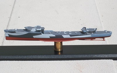 110319 DD-350 Hull and base
