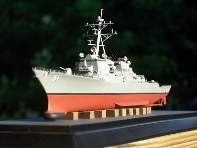 DDG-51 Project