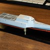 101109 LCS-2, more decal application.  The flight deck markings take time, if they are to look respectable.