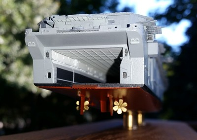 150915: LHD-5 progress shot.  Detail is very good!