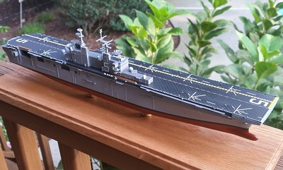 150920: LHD-5 Progress.