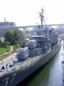 USS Sullivans
