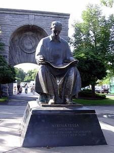 Nikola Tesla, inventor
