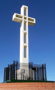 Veterans Memorial Cross Mt. Soledad