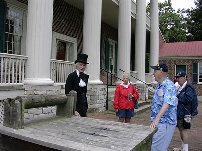 Jackson's Home, the Hermitage