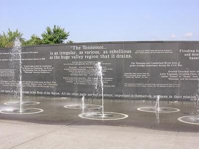 Bi-Centenial Park Memorial Walls