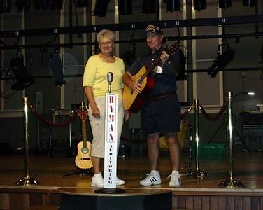 Ryman Auditorium BB-64 on Stage