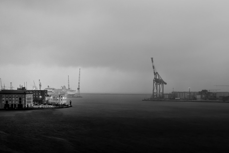A port in a storm