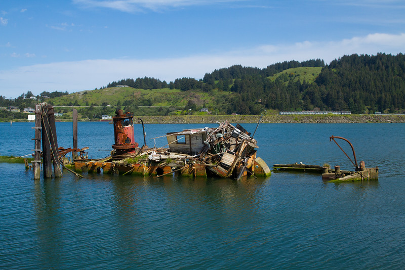 Mary D.Hume shipwreck