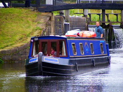 Canal Boats 1