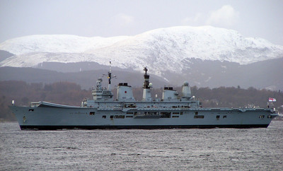 HMS Ark Royal R09 - Decommissioned and Scrapped - Flickr