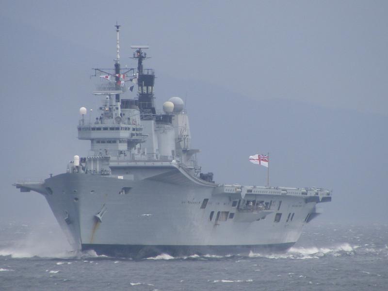 HMS Ark Royal - Archive