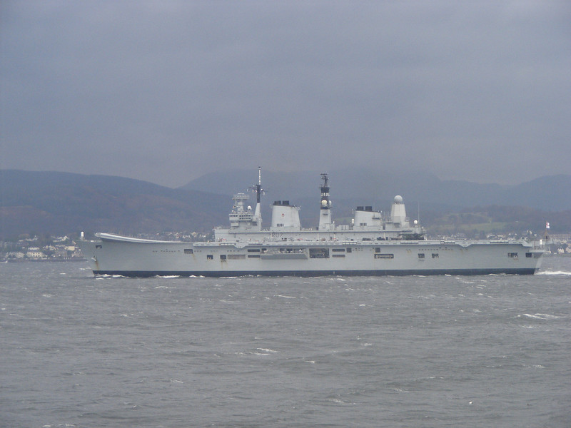 HMS Ark Royal - Archive