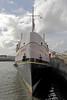 Balmoral - James Watt Dock - 14 May 2012