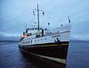 MV Balmoral Approaching Custom House Quay, Greenock - 23 September 2016