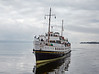 MV Balmoral at Custom House Quay, Greenock - 25 September 2017