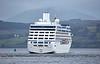 'Nautica' off Greenock Ocean Terminal - 15 June 2018