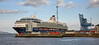 'Mein Schiff 1' off Greenock Esplanade - 25 May 2016