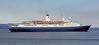 'Marco Polo' off Greenock Esplanade - 17 August 2016