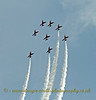 Red Arrows in Climb