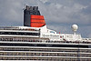 Cruise Ship - Queen Elizabeth - Off Greenock Esplanade - 2 August 2012