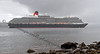 Queen Victoria -  Inbound to Greenock