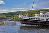 Maid of the Loch at Balloch Pier - 14 July 2021