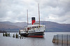 Maid of the Loch at Loch Lomond - 10 January 2019