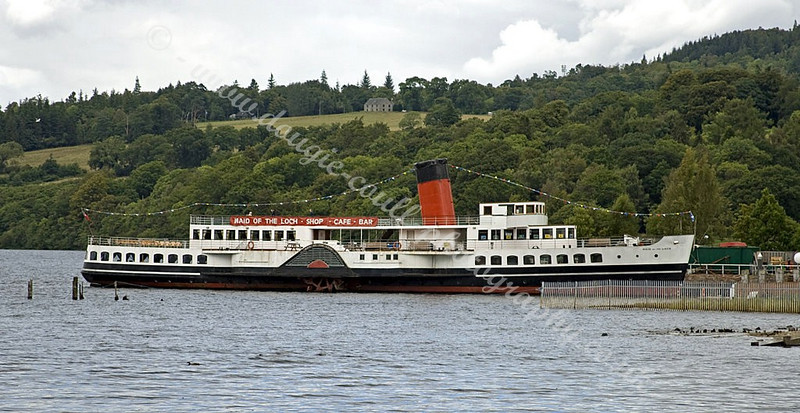 Maid of the Loch - Loch Lomond - 16 August 2007