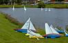 Model Yachts - Murdieston Dam, Greenock