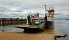 'Loch Tarbert' Ferry at Lochranza Slip  - 20 July 2014