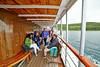PS Waverley Approaching Lochranza on her 'Lochranza' Cruise - 20 July 2014