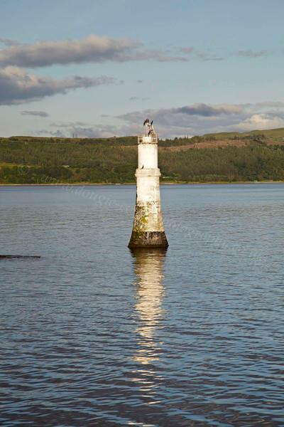 From PS Waverley - Gantock Rocks - 12 July 2012