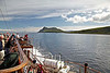 PS Waverley - Holy Isle to the Stern - 12 July 2012
