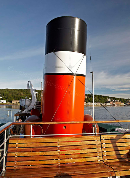 PS Waverley - Rothesay - 12 July 2012