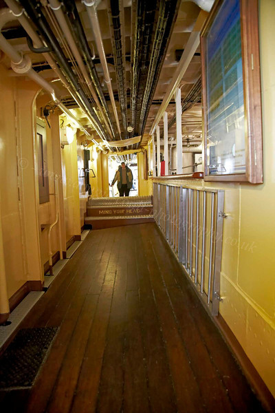 PS Waverley - Below Decks - 12 July 2012