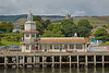 Old Dunoon Pier from the PS Waverley - 3 August 2017