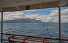 Abeam of the Arran Coast on the PS Waverley Cruise of 2017 - 3 August 2017