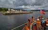 Departing  Dunoon on PS Waverley Cruise - 3 August 2017