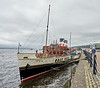 PS Waverley at Greenock - 10 August 2020
