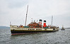 PS Waverley off Greenock - 12 May 2017