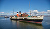 PS Waverley at Greenock - 30 April 2018