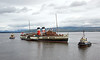 PS Waverley at Greenock - 7 August 2020
