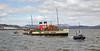 PS Waverley off Greenock - 25 April 2016